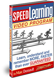 Speed Learning Video