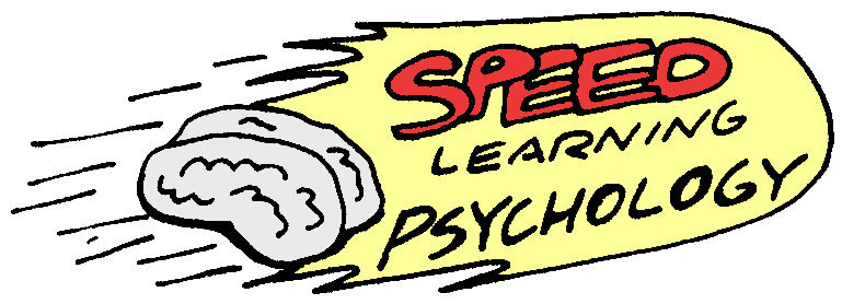 Speed Learning Psychology